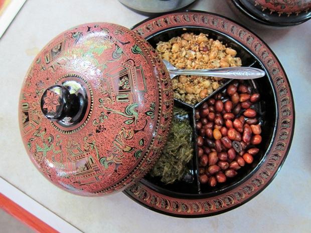 Burmese Snacks