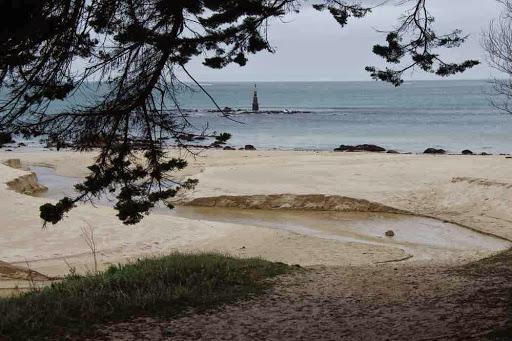 Audierne, plage de Sainte-Évette