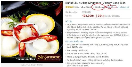 Top 10 buffet lẩu nướng giá rẻ mà ngon tại Hà Nội, HCM