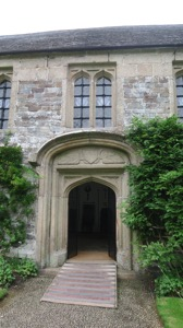 Cotiele House Entrance