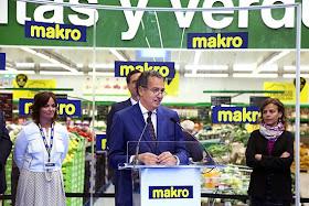 Inaugurado un nuevo establecimiento MAKRO en el distrito de San Blas-Canillejas
