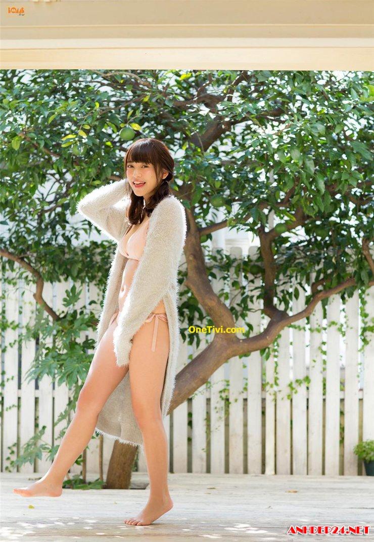 Sayaka Tomaru khoe body cực sexy