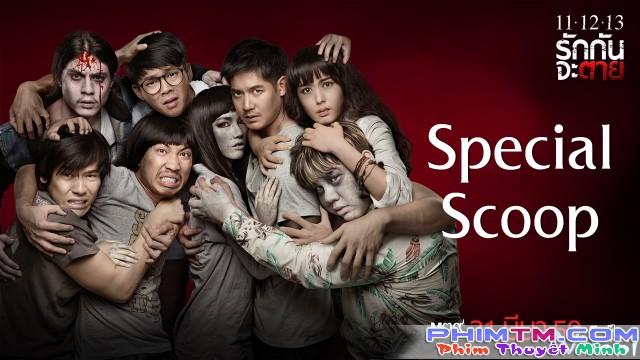 Xem Phim Yêu Đến Chết - Ghost Is All Around - phimtm.com - Ảnh 1