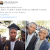MAN CELEBRATES GETTING ADMISSION INTO THE UNIVERSITY AFTER 8 YEARS