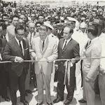Inauguración de la vía Circunvalación en Lima