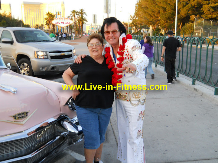 Live-In Las Vegas Fitness Weight Loss