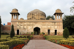 Dai-Anga tomb, Bagimpura, Lahore