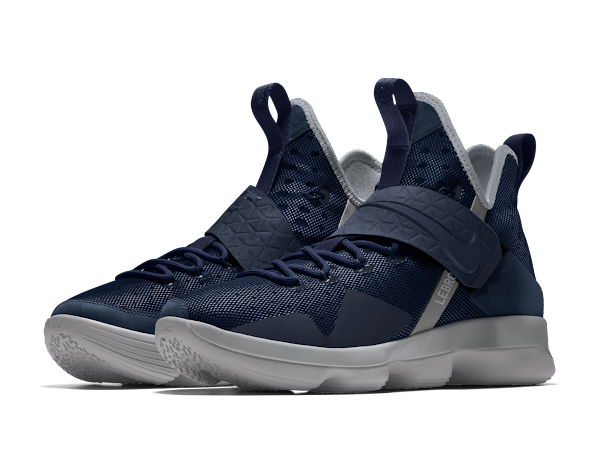 Nike Adds New Options for LeBron 14 iD Including OG NIKE Straps