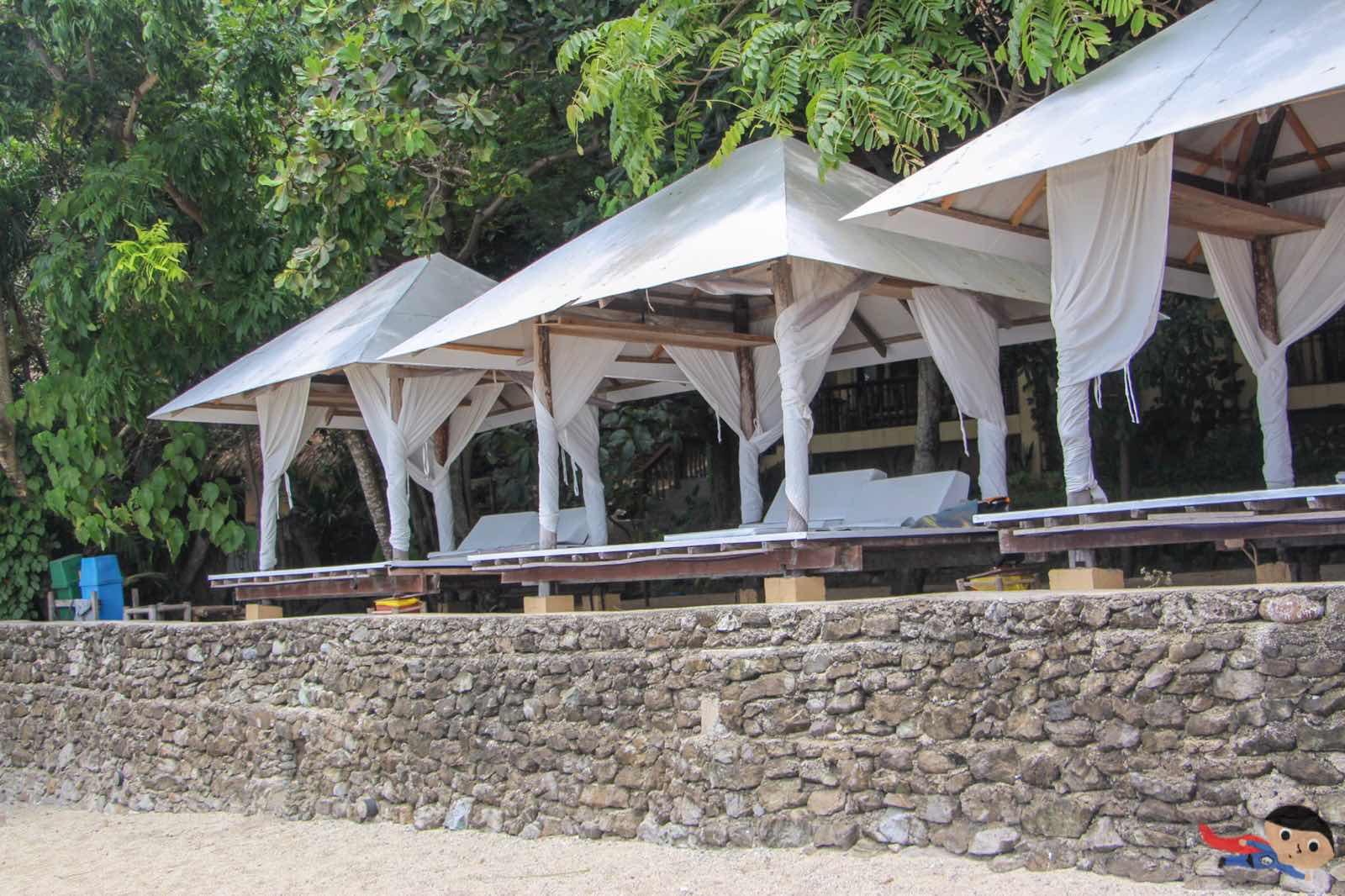 Cabana in La Luz Beach Resort, Batangas