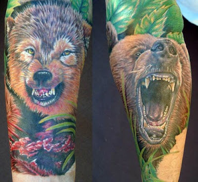 Bear-Tattoo's