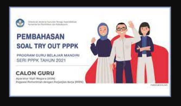 Soal Try out Seri Belajar PPPK Kompetensi TIK