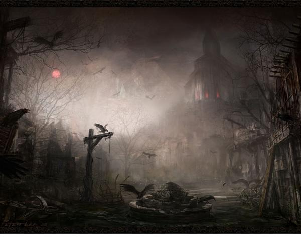 Dark Village, Death