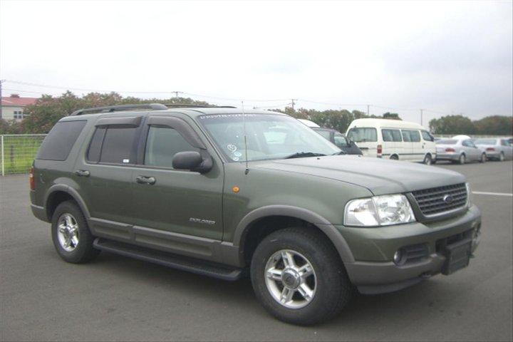 Photo: 2002 Ford Explorer IBC Japan Used Car Address: 64 Miyanomae-cho, Nakajima, Fushimi-ku, Kyoto, Japan Phone: +81 75 622 5091 (English) +81 75 622 5090 (Japanese) Fax: +81 75 622 2400 Email: csc@ibcjapan.co.jp Website: http://www.ibcjapan.co.jp