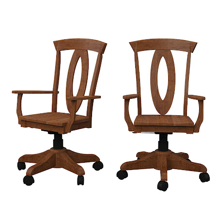 Rio Office Chair in Itasca Maple