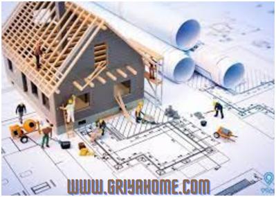 Tentukan Jenis Konstruksi dan Bahan Bangunan Rumah