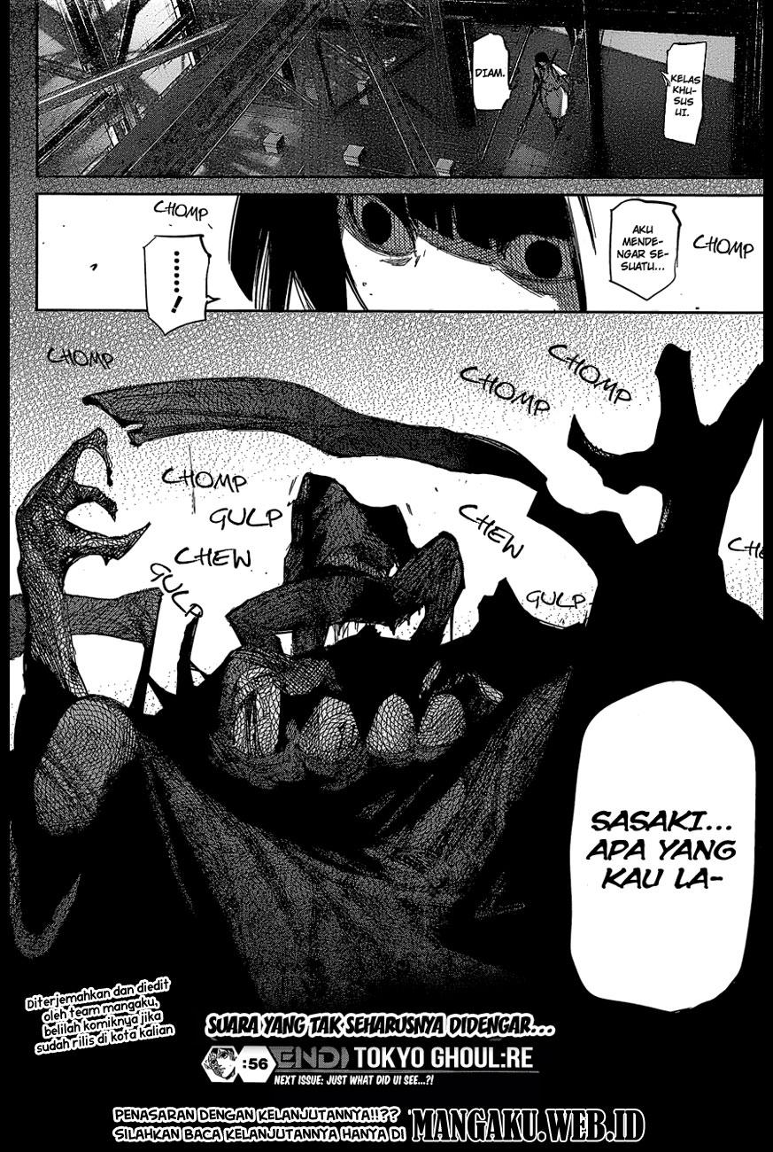 Baca Komik Tokyo Ghoul:re Chapter 56 KomikOtaku