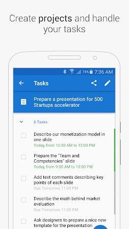 Chaos Control: Task List & GTD 1.7.1 screenshot 562434