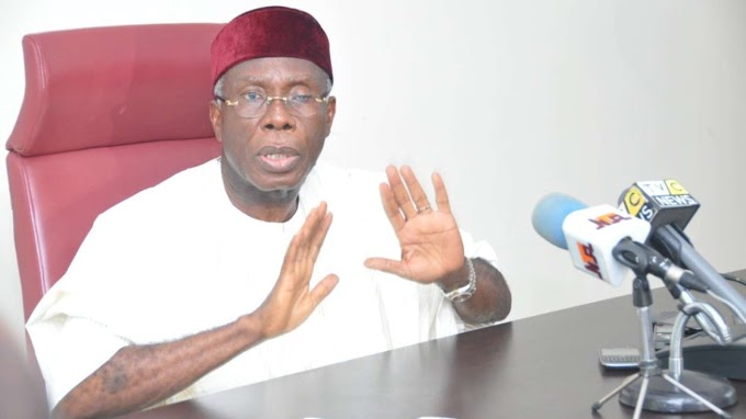 We Produce 90% Of The Rice We Eat Now – Minister Of Agriculture Minister of Agriculture Audu Ogbeh