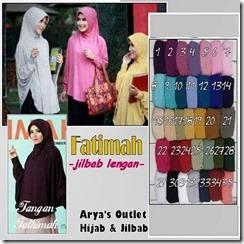 jilbab tangan serian 2