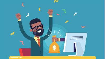 كيف استطيع العمل على الانترنت و كسب المال من المنزل ؟