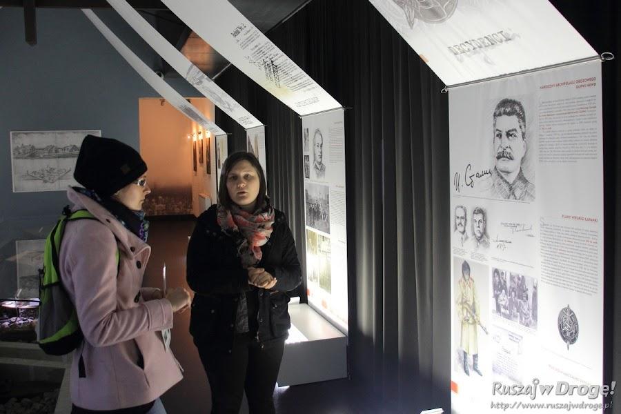 Radzionków Centrum Dokumentacji Deportacji Górnoślązaków do ZSRR w 1945 roku