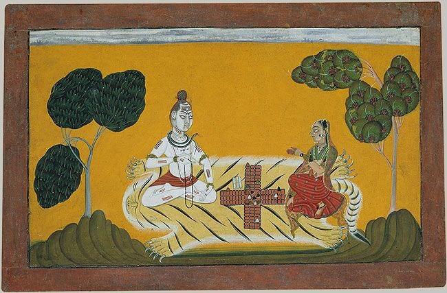 Basoli Miniature Paintings
