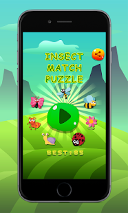 Insect Match Puzzle- screenshot thumbnail