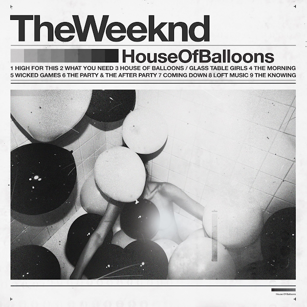 The Weeknd - House of Balloons (Original) Cover