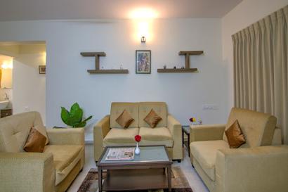 Bannerghatta Road Serviced Apartment-II
