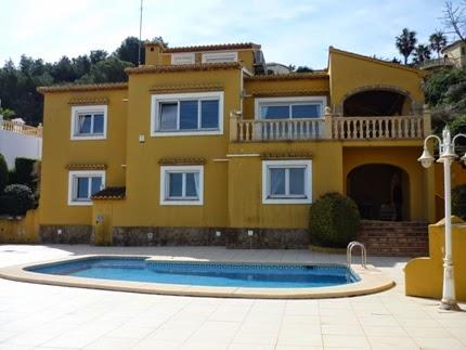 Casa en venta con 260 m2, 5 dormitorios  en Jávea (Xàbia), Cap Martí