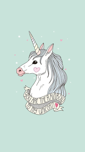 Iphone And Android Wallpapers Pastel Unicorn Iphone Wallpaper