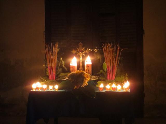 Tổ Trung Đô - Đêm cầu nguyện cho các linh hồn