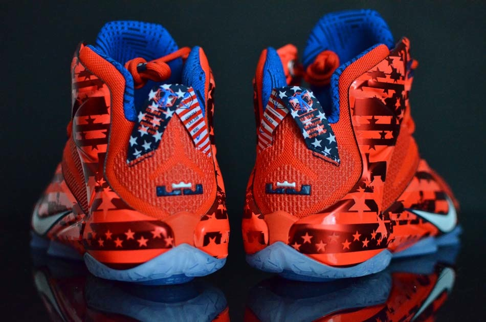 0cfd6442d49c10 ... Look Away If Youre Not a Fan of Independence Day LeBron 12 ...