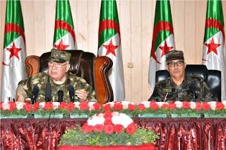 Gaïd Salah appelle les militaires à s'armer davantage de vigilance et d'éviter toute sorte de routine