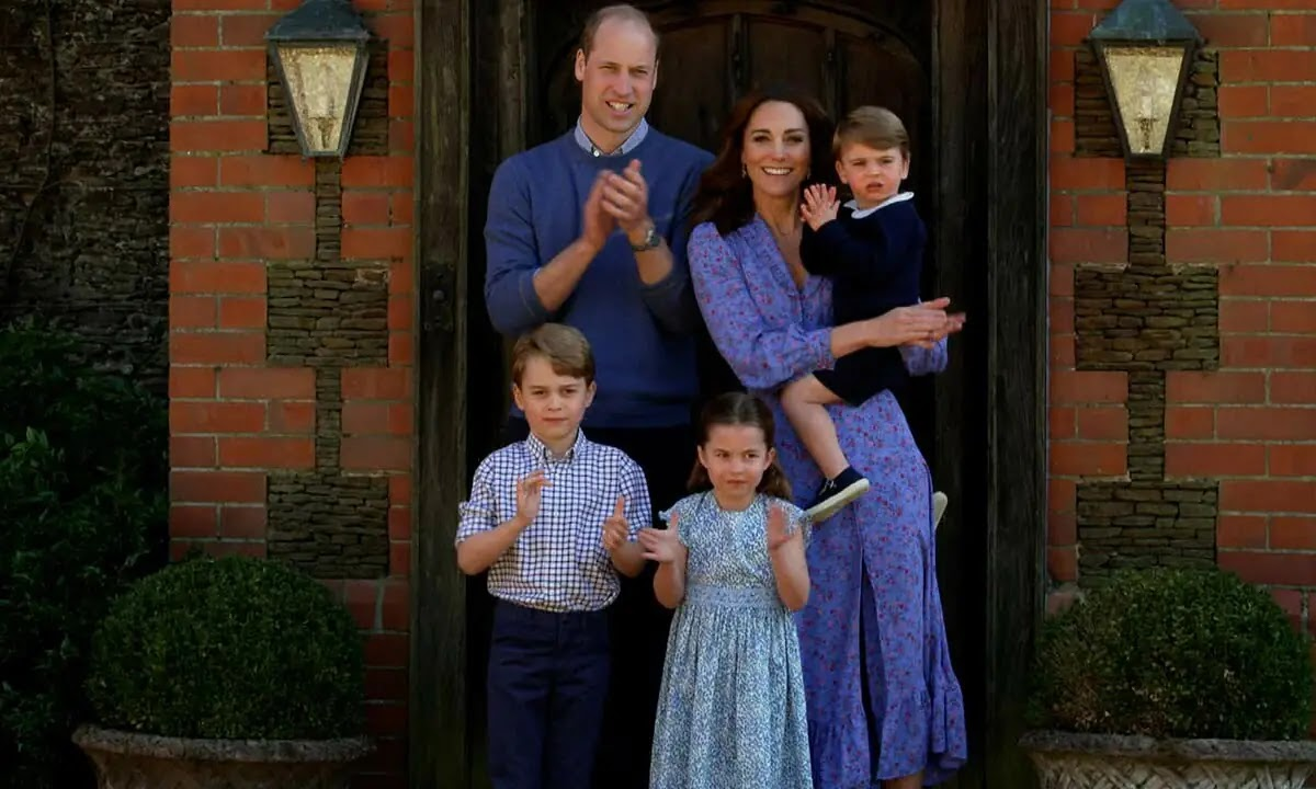 Kate Middleton reveals surprising request she gets from her children Princes George and Louis and Princess Charlotte