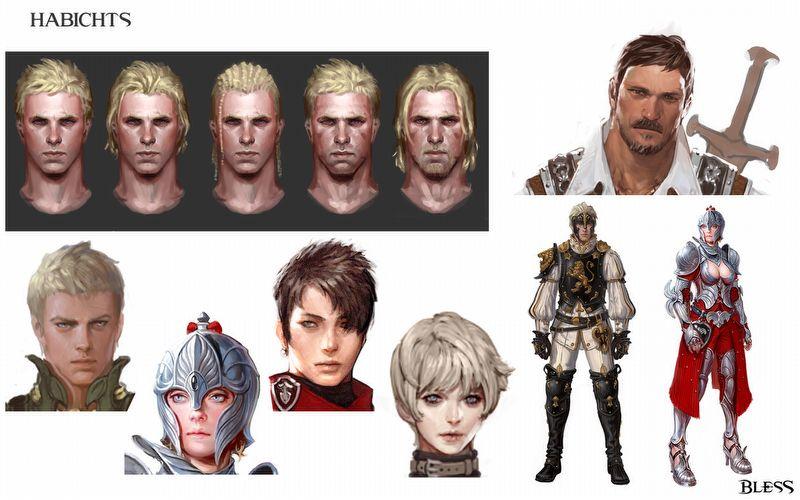 Bless: Neowiz Games hé lộ về các chủng tộc mới 2