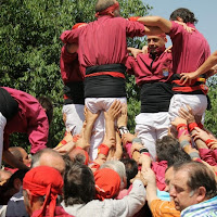 Castells Catalans Want to vote 8-06-14 - IMG_1946.JPG