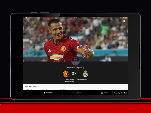 Manchester United Official App 6.2.4 screenshots 9
