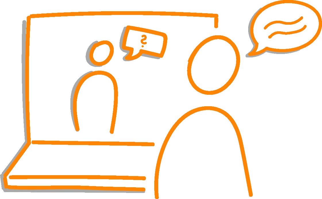 Icon Fachgespräch