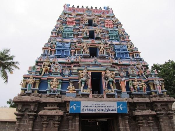 Sri Uyyakondan Malai Temple, Thirukkarkudi, Trichy - 275 Shiva Temples
