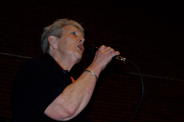 Marie zingt over Jan Cupido