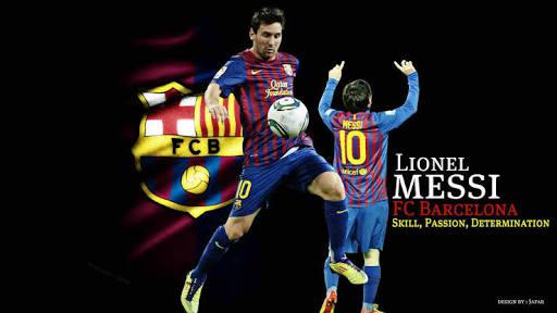 Messi rock's - 4