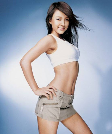 Korean Model Lee Hyori picture