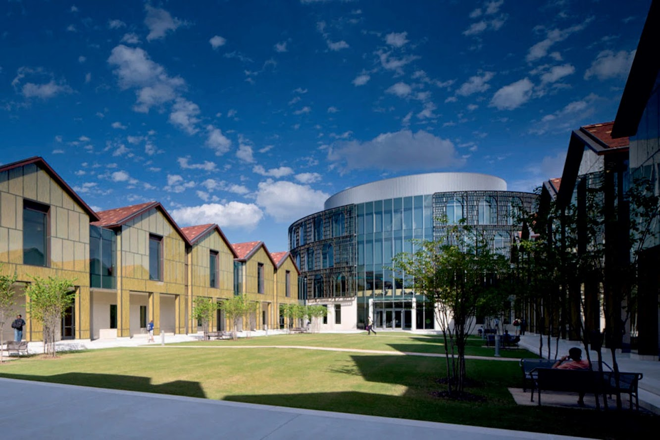 Baton Rouge, Louisiana, Stati Uniti d'America: E.J. Ourso College of Business by Ikon.5 Architects