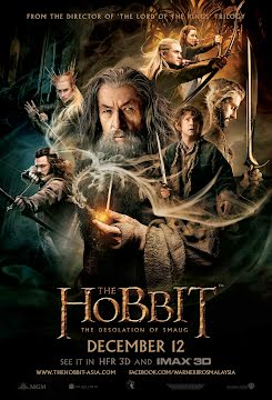 El Hobbit: La desolación de Smaug - The Hobbit: The Desolation of Smaug (2013)