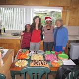 Edeline and Isemene's Christmas party