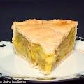 Rhubarb Custard Pie