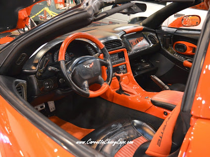 2001 Chevrolet Corvette Owned By Myrtle Johnson And