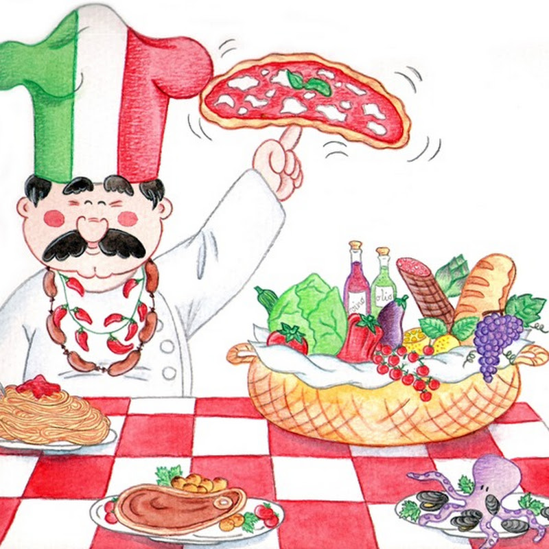 Cucina made in, un viaggio tra i saperi e i sapori del mondo: Italia.
