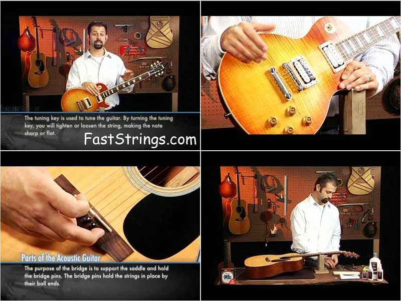 Greg Voros - Learn & Master Guitar Setup And Maintenance